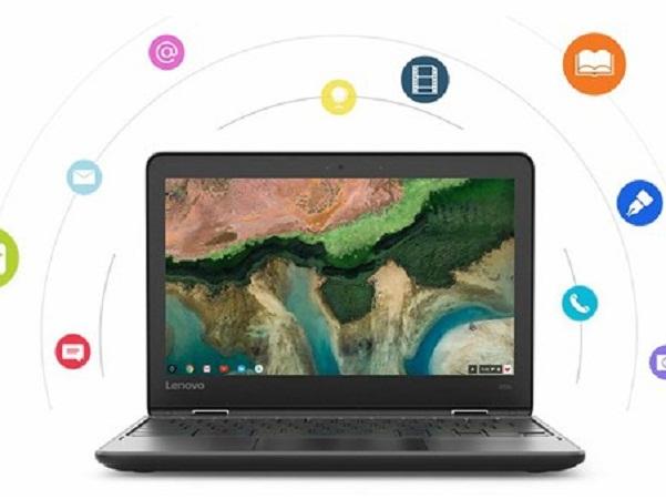Lenovo 300e Chromebook đi kèm chip MediaTek MTK 8173C, RAM 4GB và bộ nhớ trong 32GB eMMc