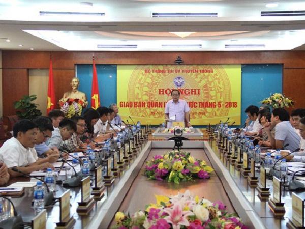 Bộ trưởng Trương Minh Tuấn phát biểu kết luận Hội nghị