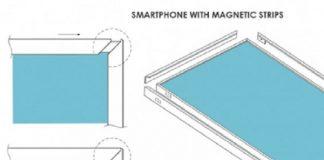 Samsung dùng 4 thanh cho 4 cạnh máy.