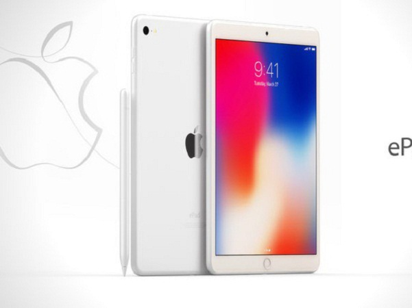 Tất cả những gì công ty mang đến sự kiện này là một chiếc iPad giá 299 USD dành cho sinh viên.