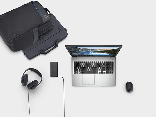 Dell Inspirion 5570 trang bị loa MaxxAudio ấn tượng.