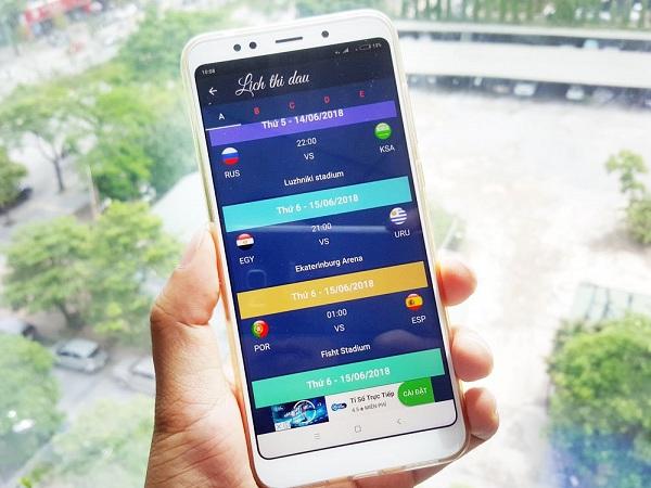 Các ứng dụng miễn phí tiếng Việt được cung cấp khá nhiều trên các kho ứng dụng