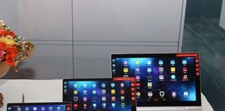Ba máy YOGA Tablet mới (8 inch, 10 inch và YOGA Tablet 2 Pro 13.3 inch)