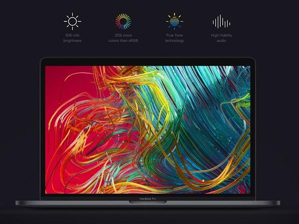 trên iMac Pro và MacBook Pro đời 2018, một mình con chip tùy biến T2 đảm nhận hết tất cả những tác vụ này.