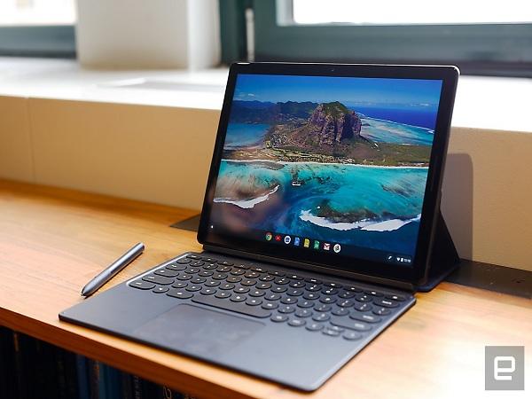 máy tính bảng Pixel Slate