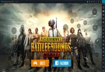 ứng dụng giả lập PUBG Mobile