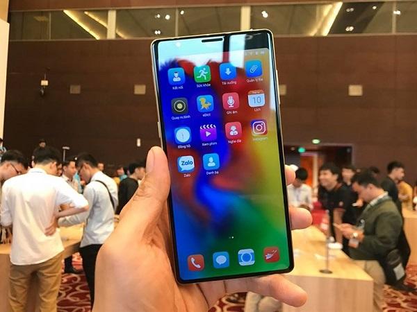 điện thoại Bphone 3 Pro