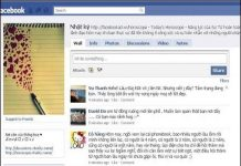Các cách xem nhật kí Facebook của người khác