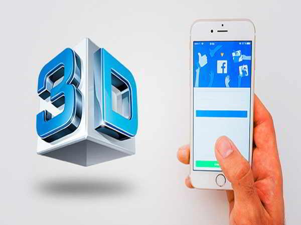 Cách chụp hình 3d trên iphone và Android