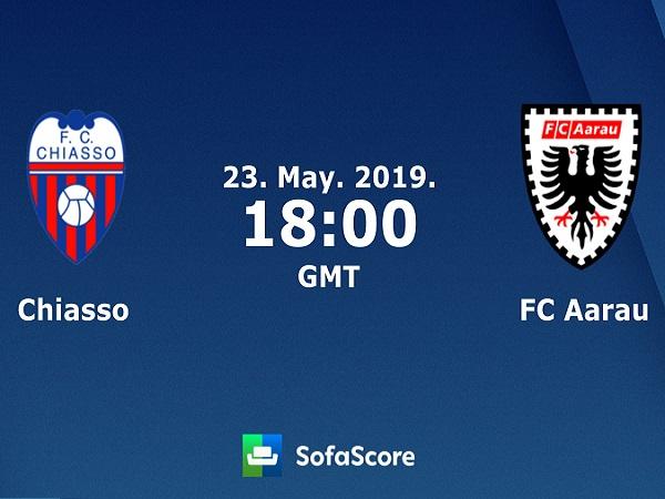 Nhận định Chiasso vs Aarau, 1h00 ngày 24/05