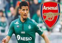 Hậu vệ Pháp xác nhận được Arsenal theo đuổi