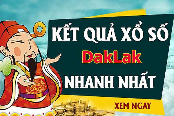 Soi cầu XS Daklak chính xác thứ 3 ngày 16/07/2019