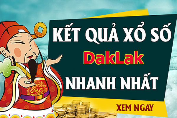 Soi cầu XS Daklak chính xác thứ 3 ngày 2/7/2019