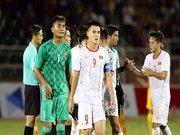 U18 Việt Nam thua thảm U18 Australia