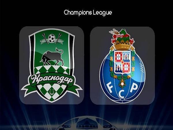 Phân tích kèo Krasnodar vs Porto, 0h00 ngày 8/08