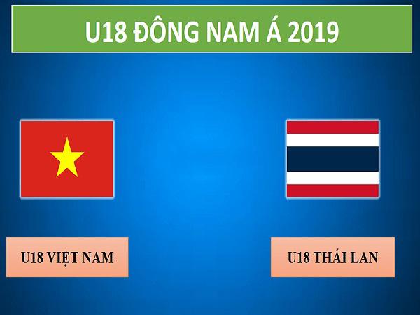 Phân tích kèo U18 Việt Nam vs U18 Thái Lan, 19h30 ngày 13/08
