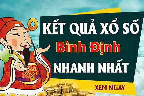 Soi cầu XS Bình Định chính xác thứ 5 ngày 15/08/2019