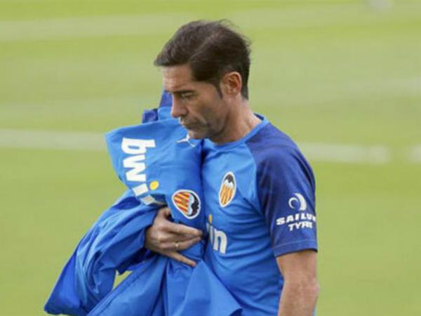 HLV Marcelino của Valencia bị sa thải