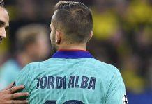 Messi vừa bình phục, Barca đau đầu vì Alba