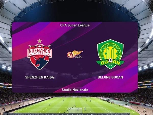 Nhận định Shenzhen vs Beijing Guoan, 18h35 ngày 13/09
