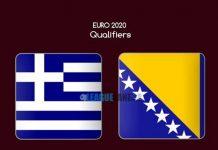 Soi kèo Hy Lạp vs Bosnia 1h45, 16/10 (Vòng loại Euro 2020)