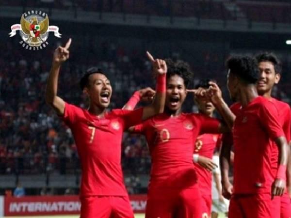U19 Trung Quốc thua sốc U19 Indonesia