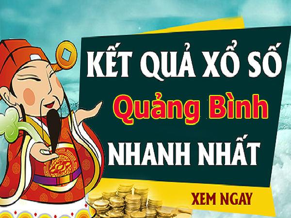 Soi cầu XS Quảng Bình chính xác thứ 5 ngày 31/10/2019