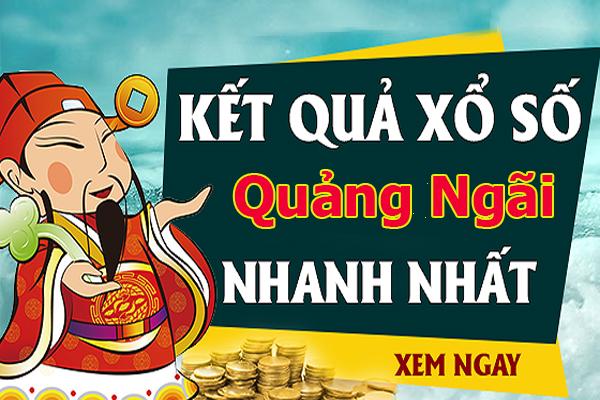 Dự đoán kết quả XS Quảng Ngãi Vip ngày 12/10/2019
