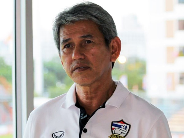 Cựu HLV Charnwit tự tin về cơ hội lọt vào bán kết của Thái Lan