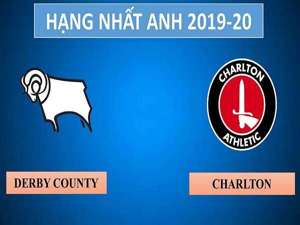 Nhận định Derby County vs Charlton, 2h45 ngày 31/12