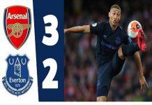 4 điểm nhấn đáng chú ý sau trận Arsenal 3-2 Everton