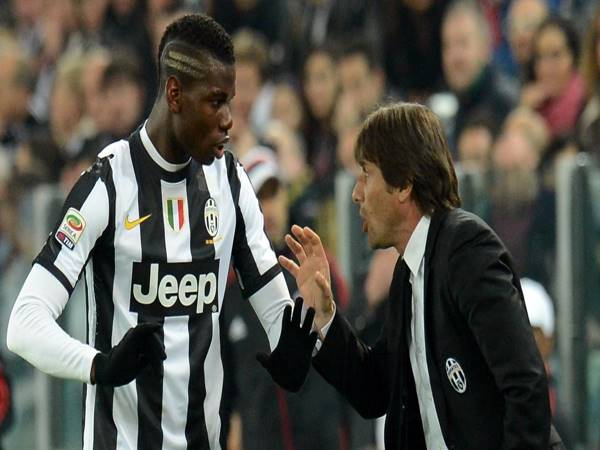 Conte là HLV phù hợp với Pogba