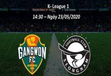 Dự đoán Gangwon FC vs Seongnam FC 14h30 ngày 23/05