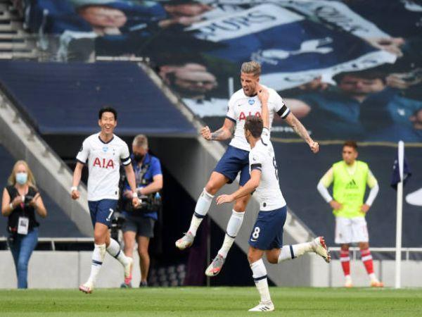 Tottenham tiếp tục nuôi hy vọng dự cúp châu Âu