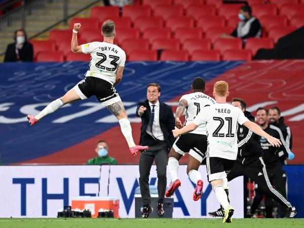 Tin bóng đá 5/8: Fulham giành vé cuối cùng để lên chơi tạiNgoại hạng Anh