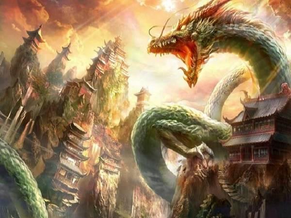 Nằm mơ thấy rồng điềm báo tốt hay xấu? Đánh con gì?