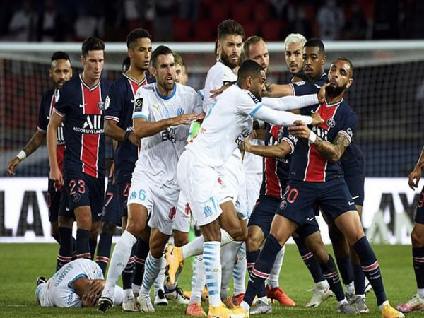Tin bóng đá sáng 14/9: Neymar nhận thẻ đỏ trong ngày PSG thua đau