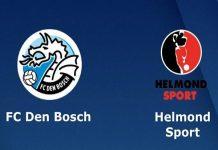 Nhận định Den Bosch vs Helmond 01h00, 13/10 - Hạng 2 Hà Lan