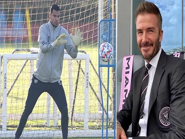 Beckham đang cân nhắc chiêu mộ thủ thành Sergio Romero