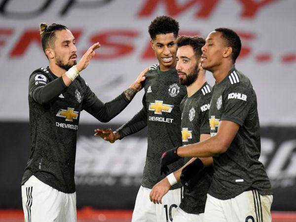 Tin thể thao chiều 25/12: Man Utd thực sự là ứng viên vô địch