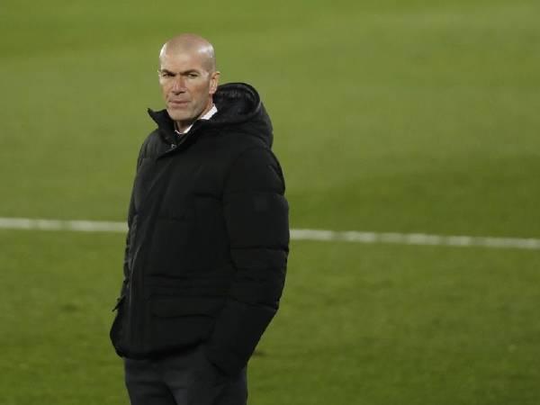 Tin thể thao 8/1: Real nguy cơ mất Zidane trong hai trận tới