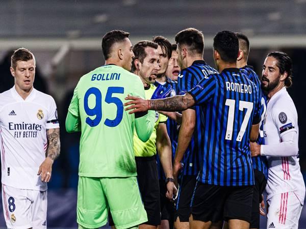 Nhận định tỷ lệ Real Madrid vs Atalanta (3h00 ngày 17/3)