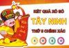 Nhận định KQXS Tây Ninh 13/5/2021 chốt XSTN thứ 5