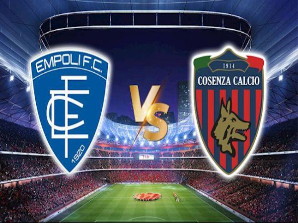 Nhận định kèo Empoli vs Cosenza, 19h00 ngày 4/5 - Hạng 2 Italia