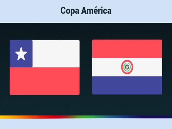 Soi kèo Chile vs Paraguay, 07h00 ngày 25/6 Copa America