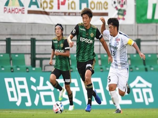 Nhận định soi kèo Matsumoto Yamaga vs Ryukyu 17h00 ngày 09/06