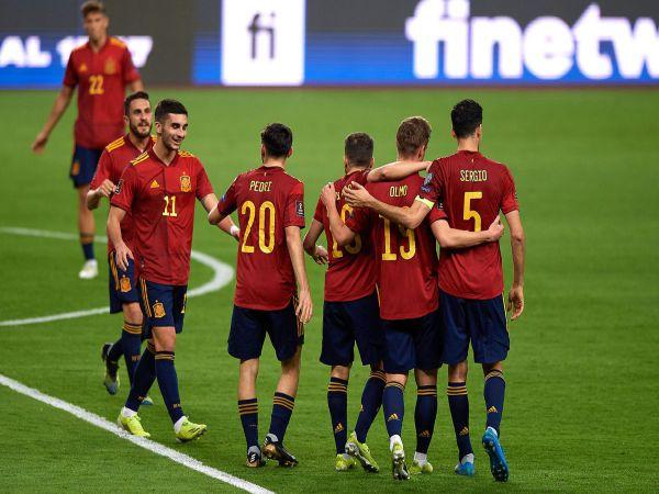 Soi kèo Tây Ban Nha vs Lithuania, 01h45 ngày 9/6 - Giao hữu quốc tế