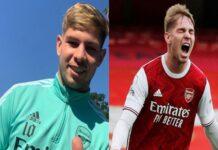 Tin bóng đá trưa 16/7: Arsenal trao lại số áo Ozil cho tài năng trẻ