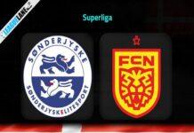 Nhận định Sonderjyske vs Nordsjaelland – 00h00 03/08/2021, VĐQG Đan Mạch