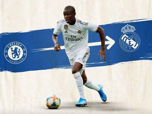 Chelsea chi đậm cho sao Real